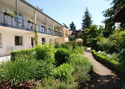 Früherer Standort in Hochzoll