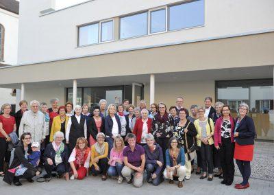 Ehrenamtliche im St. Vinzenz-Hospiz, Foto: Fred Schöllhorn