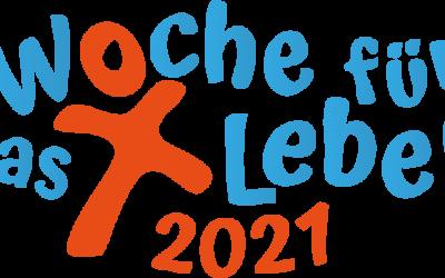 """""""Leben im Sterben"""": Sorge und Seelsorge für Sterbende im Zentrum der ökumenischen Woche für das Leben 2021"""